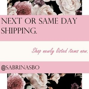 Next or Same Day Shipping! Shop now!